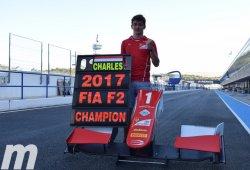 Leclerc gana el campeonato en Jerez; Palou debuta con puntos y una 'pole'