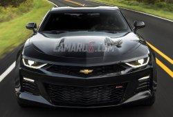 El aspecto del nuevo Chevrolet Camaro 2019 en render