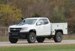 ¿Un Chevrolet Colorado ZR2 como vehículo comercial?, parece que sí