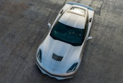 El Chevrolet Corvette 2018 cesa su producción en enero