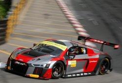 Cinco Audi R8 LMS GT3 a la conquista de la FIA GT World Cup