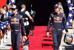 Kvyat y Hartley desconocen quién acompañará a Gasly en México