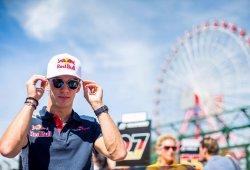 Honda deja en manos de Marko el destino de Gasly: ¿GP de EEUU o Super Fórmula?