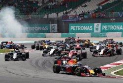 Así te hemos contado la carrera GP de Malasia de F1 2017 en Sepang