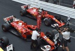 Ferrari sólo aguará la fiesta a Mercedes con un resultado como el de Mónaco