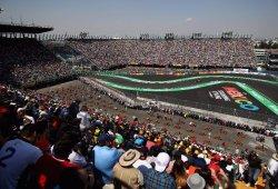 Donaciones y puño en alto en la vuelta 19: así se solidariza la F1 con México