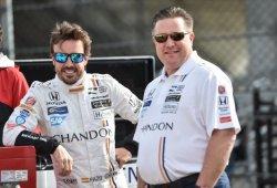 Alonso valora disputar las 24 Horas de Daytona como preparación para Le Mans