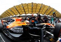 La FIA recuerda que no se puede secar la posición de salida