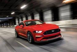 Ford Mustang GT Performance Pack Level 2: el Mustang más agresivo llega en 2018