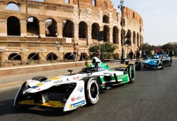 La Fórmula E presenta el trazado del ePrix de Roma