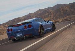 Genovation GXE: el Corvette eléctrico más cerca de producción