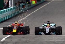 """Verstappen: """"Hamilton tenía mucho que perder, por eso me la jugué"""""""