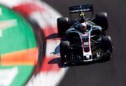 Haas resucita de nuevo y tiene el sexto puesto a tiro