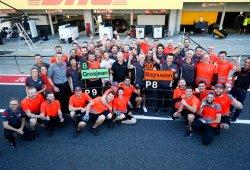 Haas puntúa por duplicado como no hacía desde el GP de Mónaco