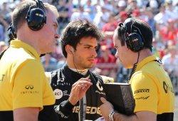 """Prost y Abiteboul, encantados con el debut de Sainz: """"Ha sido impresionante"""""""