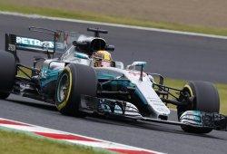 Hamilton se desquita con la pole que le faltaba