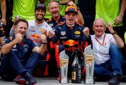 Marko afirma que Red Bull tiene el mejor chasis y predice más victorias