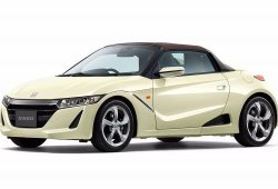 Honda S660 β special #komorebi edition: un toque 'fashion' para el descapotable