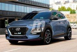 Hyundai Kona N: así se vería la versión deportiva del crossover
