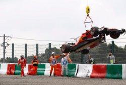 Räikkönen, sancionado con cinco puestos en parrilla