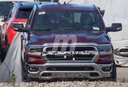 El nuevo Dodge Ram 1500 se destapa por completo antes de ser presentado en el Salón de Detroit