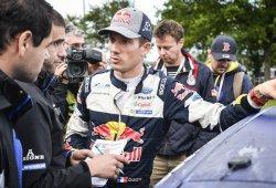 M-Sport busca hacer historia en el Rally de Gales