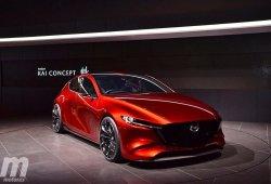 Os mostramos el Mazda Kai Concept desde Tokio 2017 en vídeo