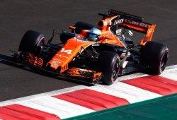 """Alonso remonta hasta los puntos: """"El coche ha crecido enormemente"""""""