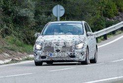 Volvemos a cruzarnos al futuro Mercedes Clase B 2019 en una nueva fase de pruebas