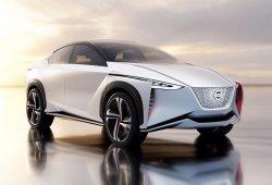 Nissan IMx Concept: soñando con un crossover basado en el Leaf
