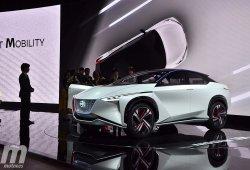 El Nissan IMx Concept en video desde su stand de Tokio 2017