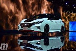 Nissan Leaf Nismo Concept: deportividad y movilidad eléctrica no están reñidas