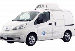 Nissan nos adelanta los prototipos Paramedic y e-NV200 Fridge