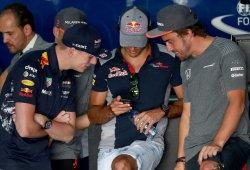 Con cinco pilotos sancionados, así queda la parrilla del Gran Premio de Japón
