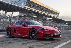 Porsche 718 Cayman GTS: más potencia y equipamiento de serie