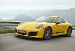 Porsche 911 Carrera T, instinto básico