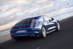 Porsche 929: así sería el esperado Panamera Coupé de dos puertas