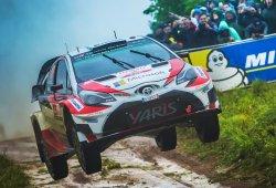 Previo y horarios del Rally de Gales del WRC 2017