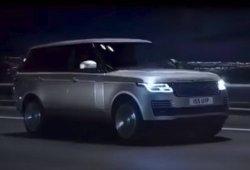 El nuevo Range Rover 2018 facelift filtrado en vídeo