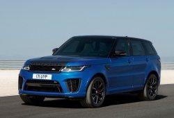Range Rover Sport SVR 2018: ahora con 575 CV y 700 Nm de par