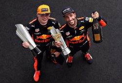 Red Bull intentará mantener a sus pilotos al menos hasta 2020
