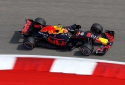 """Verstappen, animado tras la renovación: """"Somos competitivos de nuevo"""""""