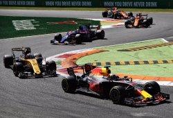 Renault pesca en Red Bull y completará su reestructuración a mediados de 2018