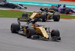 Renault se hunde en Sepang con Hülkenberg y Palmer fuera de los puntos