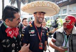 """Ricciardo: """"Creo que todavía Mercedes es un poco mejor"""""""