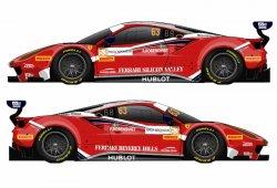 Scuderia Corsa, Ferrari y Felix Rosenqvist, juntos en Macao