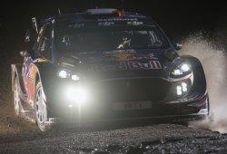 Sébastien Ogier empieza el Rally de Gales al mando