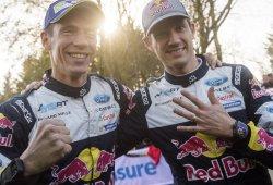 Sébastien Ogier es algo más que pentacampeón del WRC