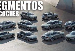 Segmentación de mercado: cómo se clasifican correctamente los coches