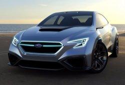 Subaru VIZIV Performance Concept: adelanto de un nuevo lenguaje de diseño